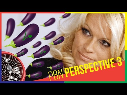 PAMELA ANDERSON'S VEGAN MENOPAUSE, NO SWEAT - PBN PERSPECTIVE #3