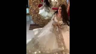 Areeqa Haq bridal look