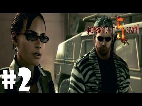 Resident Evil 5 | Walkthrough Español | Parte 2