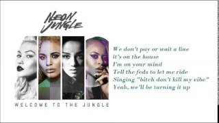 Watch Neon Jungle Bad Man video