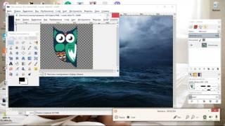 Видео-урок по созданию GIF анимации с эффектом