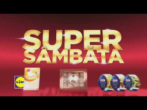 Super Sambata la Lidl • 29 Septembrie 2018