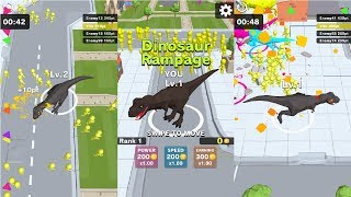 Dinosaur Rampage Android Gameplay