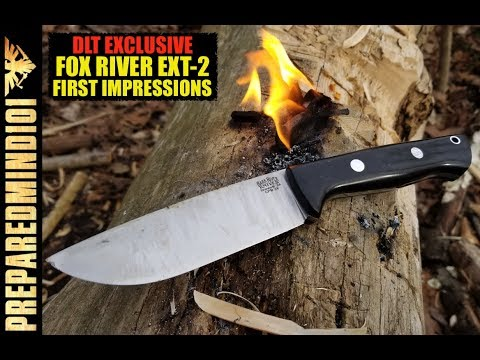 Fox River EXT-2 (The Larger One) First Impressions - Preparedmind101