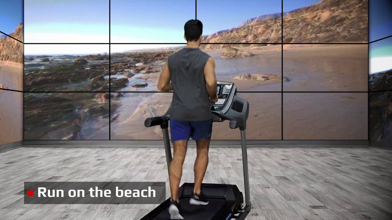 Touch Fun Bh Fitness New Technology Youtube