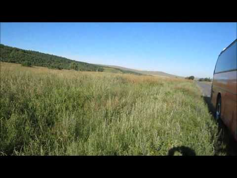 Excerpts from the Ride from Mongolia/Russian Border town to UB