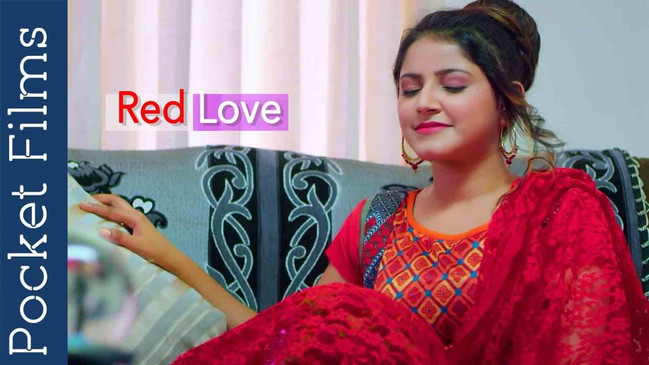 Hindi Short Film - Red Love - An Emotional Romantic Love Story
