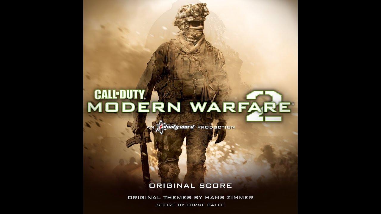 Call Of Duty Modern Warfare 2 Ost Roachs Fall Final Run Escape Hans Zimmer