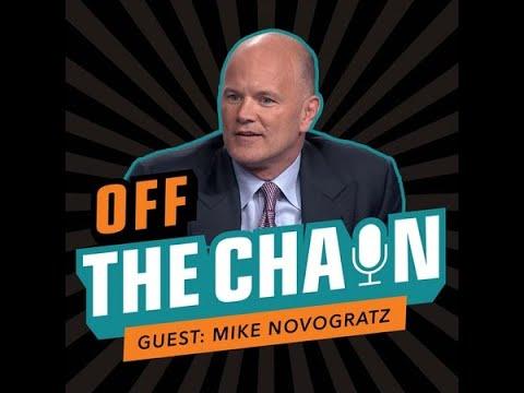 Mike Novogratz, Founder And CEO Of Galaxy Digital: A Billionaire On Why Crypto