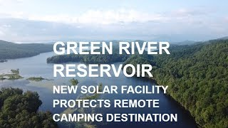 Green River Reservoir: Remote Canoe-Camping in Northern Vermont