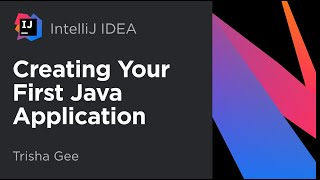 Creating your first Java application with IntelliJ IDEA screenshot 4