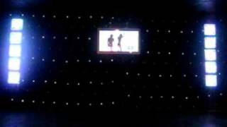 som do paredão produção de palco