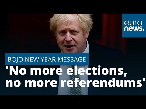 UK's Boris Johnson