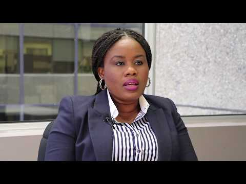 Voices of Calgary - Dami Awoniyi - Re-establishing a career in Law through Volunteerism
