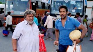 Errabus Movie Comedy Promo 4 - Vishnu Imitating Mohan Babu Comedy