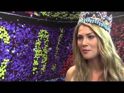 Mireia Lalaguna homecoming interview