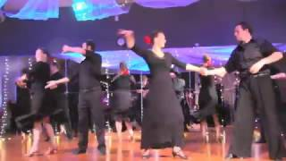 DF Dance Studio - Ballroom Team - Holiday Routine 2016