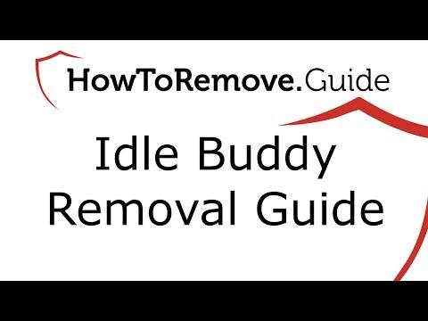 How to Uninstall Idle Buddy Virus