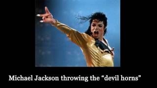 Michael Jackson admitted he sold his soul to the devil (and other artists)