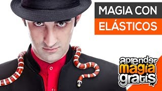Magia con elasticos , Pablo Cerastes semifinalista de Got Talent