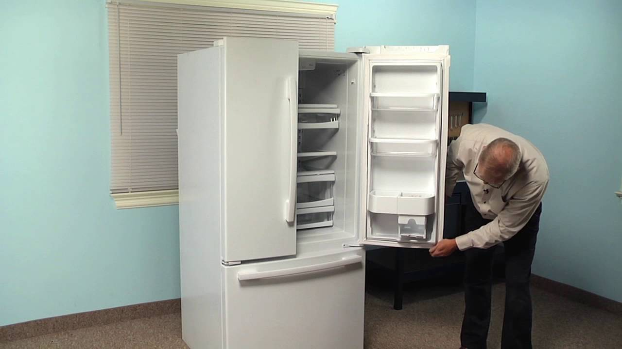 Kenmore Refrigerator Repair >> Refrigerator Repair - Replacing the Door Gasket (Whirlpool ...