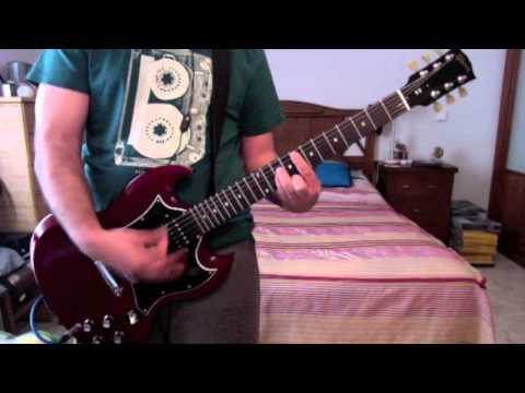 Endless Journey - Pulley (guitar cover)
