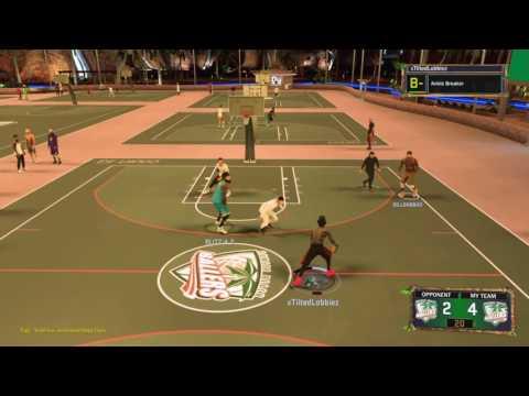 NBA 2k17 Ankle Breaker Hoop Mixtape Ep. 1 - Real Addresses