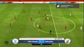 FIFA 13   iFVPA England - iFVPA Spain   PS3   By DjMaRiiO