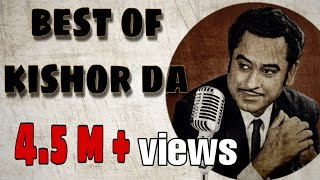 Best songs of Kishore Kumar _ A Tribute to Kishore by Abhijit Bhatacharya-Most Romentic songs