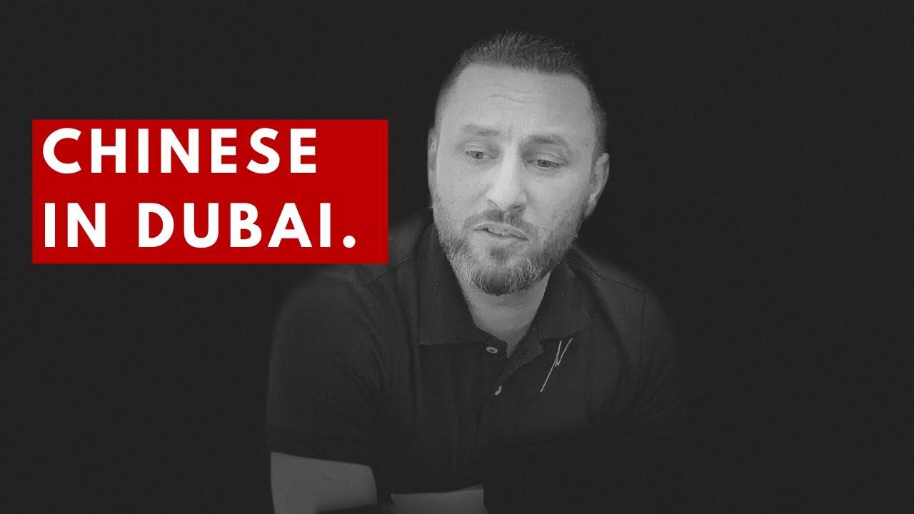 Chinese in Dubai