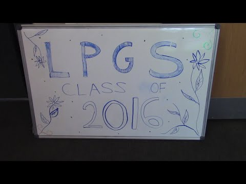 LPGS Leavers' Video 2016