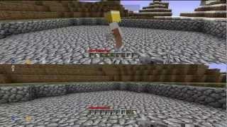 Minecraft Xbox 360 - Mansion build Part 1