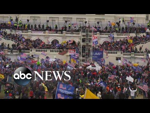 Law enforcement during Capitol riot raises question of double standard