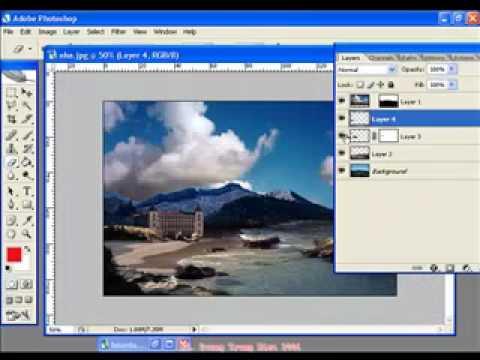 Lop photoshp-Danh den trong photoshop (1) HocPhotoshop.Com