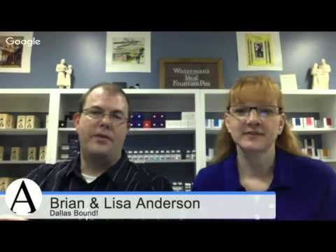 Anderson Pens Podcast #166