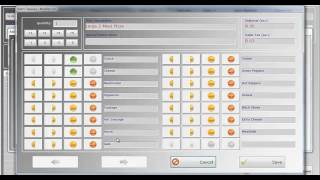 POS PIZZA: How to create a menu Part 1