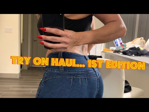 Try on Haul 1st Edition