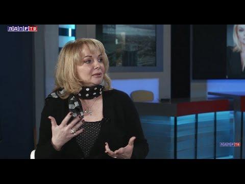 Ирина Цывина в программе « Обратная сторона медали» на канале ЛДПР ТВ