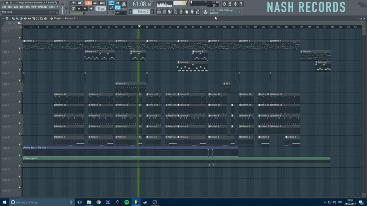 Future type beat flp download