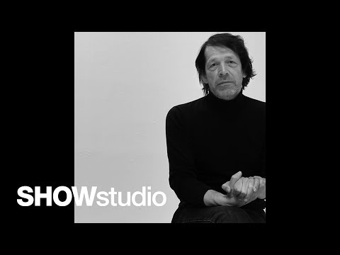 In Fashion: Peter Saville interview