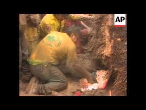 "EL SALVADOR: 8 PEOPLE KILLED BY TROPICAL STORM ""DOUGLAS"""