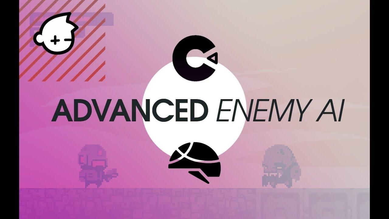 Construct 3 Tutorial - Advanced Enemy Ai [ 01 ]