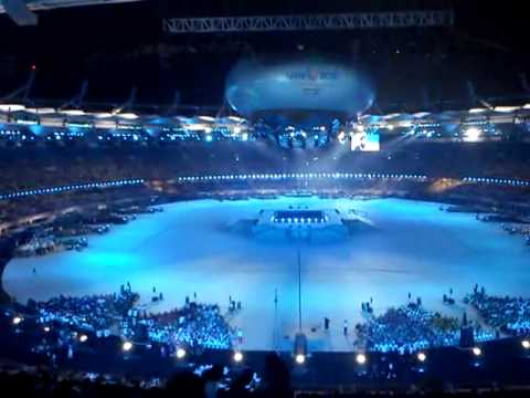 Suresh Kalmadi's Speech at CWG-2010 opening ceremony (With crowd reactions)