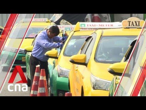 Thailand's taxi, tuktuk drivers say passenger traffic has dropped 80% due to coronavirus outbreak