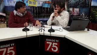 Entrevista al alcalde de Recoleta,  Daniel Jadue