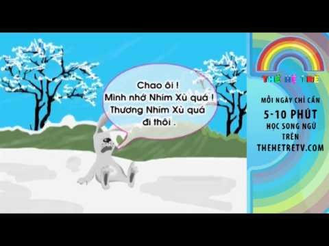 Câu Chuyện Đi Tìm Bạn - Vietnamese Story Time - TheHeTreTV.com