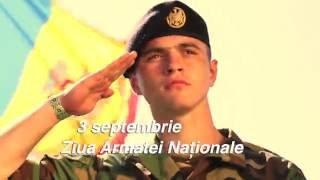3 septembrie – Ziua Armatei Naționale