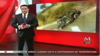 Siguen enfrentamientos en Matamoros Tamaulipas, Alcaldesa Leticia Salazar, 04Nov2013