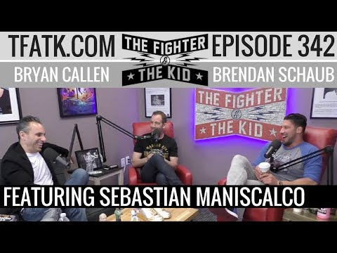 The Fighter and The Kid - Episode 342: Sebastian Maniscalco