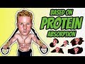5 Best High Protein Foods For Weight Loss And Muscle Building (BV %)